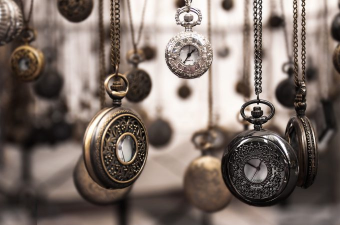Silver Pocket Watch Cases and Their Development
