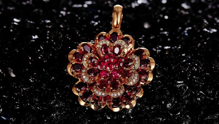 Collecting Antique Ruby Jewellery